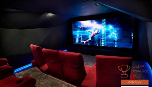 luxury home cinema UK & Europe