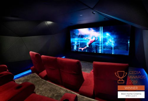 luxury home cinema UK & Europe