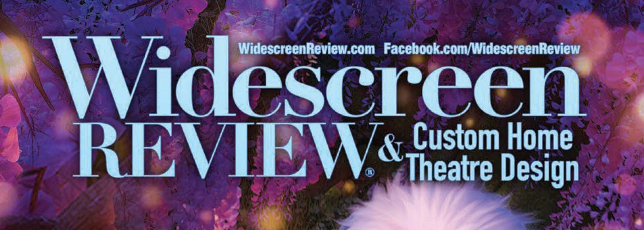 Big screen Cinema magainze