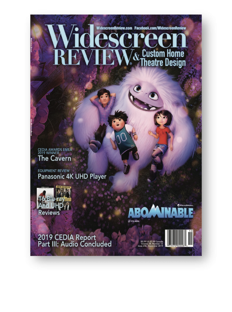 Widescreen review cover