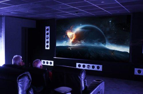 AWE home cinema details