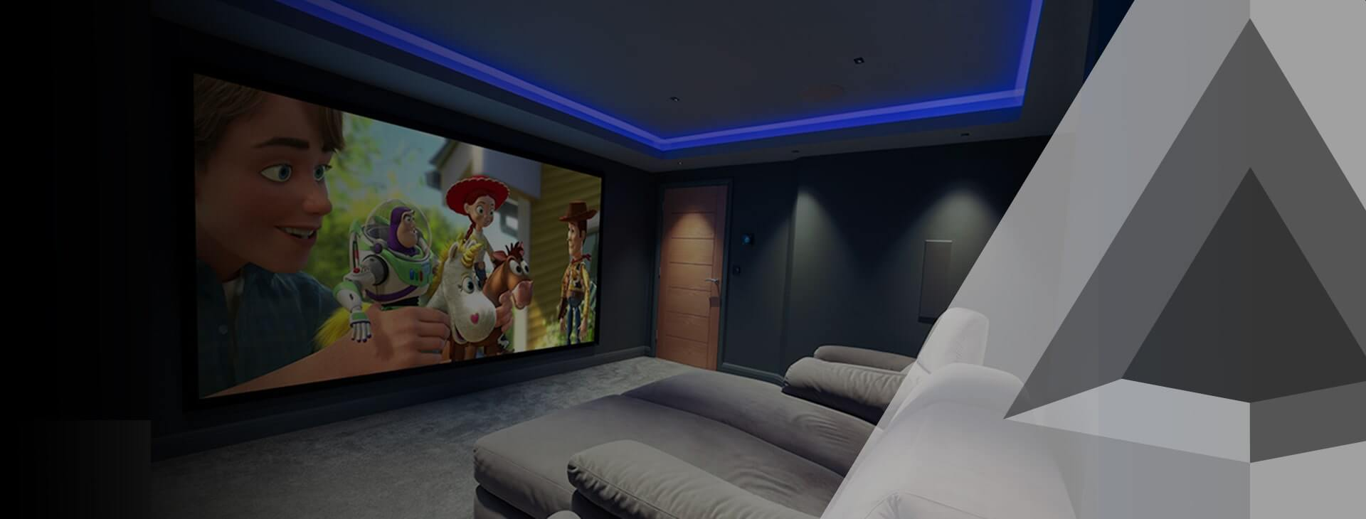 Home Cinema and Media Rooms