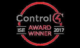 Control 4 Award 2017