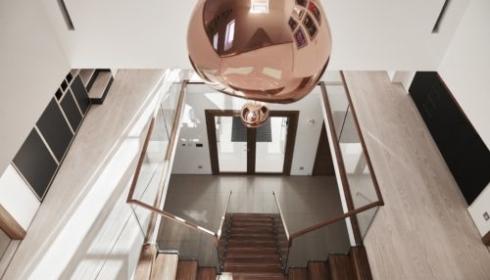 Woodend Mannor  - hallway